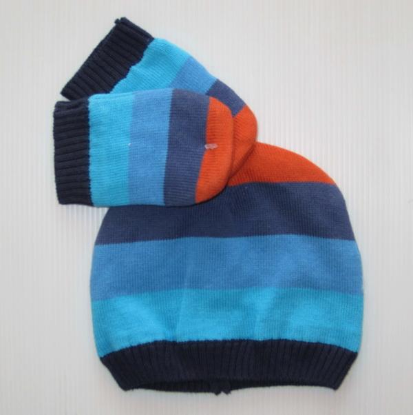 93542 Комплект д/малышей: шапка+рукавички б/пальчика, KappAhl.