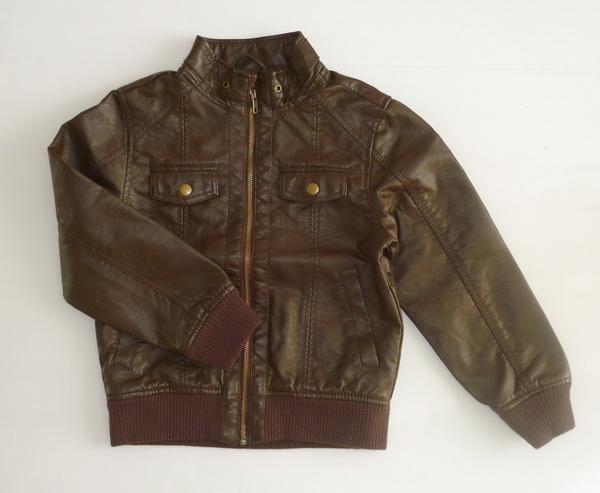 Купить На Мальчика Куртку Кожзам
