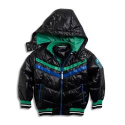 Сшить детскую куртку для мальчика