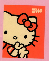 1013/1-27 Плед флисовый, Hello Kitty